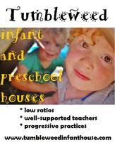 Waitlist for Tumbleweed Infant and Preschool House