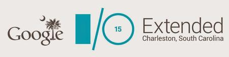 Google I/O Extended 2015 Charleston, SC
