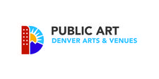 Denver Arts & Venues Public Art Program logo