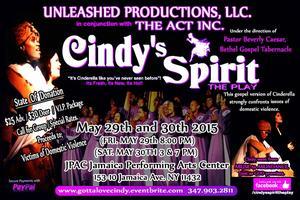 CINDY'S SPIRIT (THE PLAY)