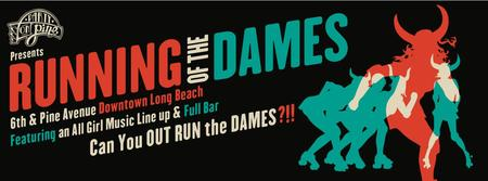 Running of the Dames:2