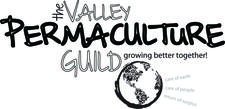 The Valley Permaculture Guild Association logo