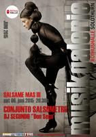 SALSA ME MAS III - SALSOMETRO LIVE KONZERT SOLOTHURN