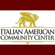 The Italian American Community Center (I.A.C.C.) logo