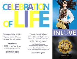 Celebration Of Life - Cultural Arts event presented by...
