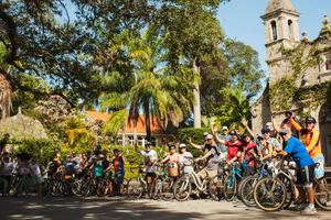 Free Historic Bicycle Tours