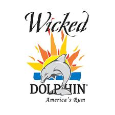 Wicked Dolphin Rum Distillery logo