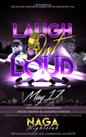 Laugh Owt Loud Comedy Night