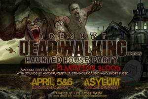 #APESHYT: THE DEAD WALKING EDITION!