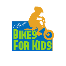Bikes For Kids logo
