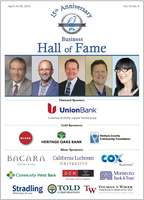 15th Anniversary/Business Hall of Fame Gala Reception