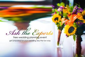 Ask the Wedding Experts - Mix & Mingle
