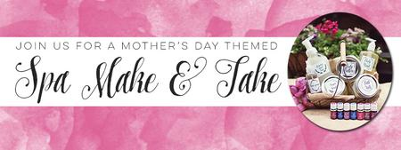 Mother's Day Make and Take with Young Living Essential...