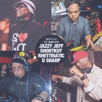DJ Jazzy Jeff @ Mighty   Tix available at 9PM at doors