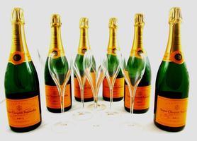 Veuve Clicquot Vintage 5 Course Champagne Dinner