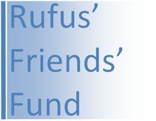 Rufus' Friends' Fund logo