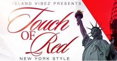 TOUCH OF RED Gemini Affair - New York Style