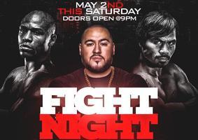 FIGHT NIGHT @ BB KINGS, NYC
