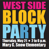 West Side SHARE the FUTURE Block Party