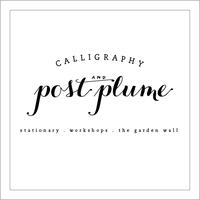 Intro to Modern Calligraphy - Hosted by Post And Plume
