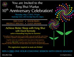 10th Anniversary Celebration: Better Sleep with Feng...