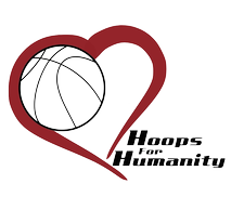 Hoops For Humanity logo