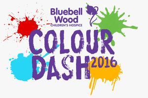 Bluebell Wood Colour Dash 2016 5k Run SOLD OUT
