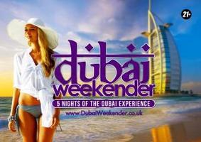 THE DUBAI WEEKENDER