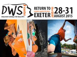 Deep Water Solo Exeter 2015