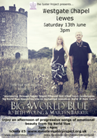 Big World Blue - In The Chapel Concert - afternoon