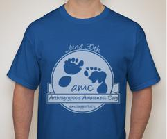 2015 Arthrogryposis Awareness Day T-shirt Pre-Order...