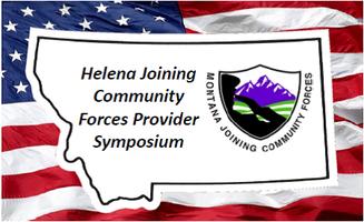 Helena Joining Community Forces Provider Symposium