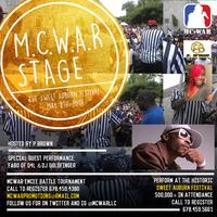 MC WAR STAGE @ The Annual Sweet Auburn Springfest