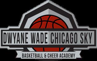 Dwyane Wade-Chicago Sky Basketball & Cheerleading...