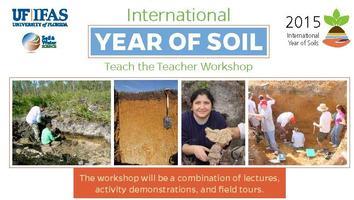 International Year of Soil Teach the Teacher Workshop