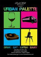 Rock Wall Wine Company presents: Urban Palette!