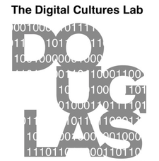 The Digital Cultures Lab at Douglas College logo
