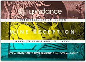 LEVYdance Wine Reception