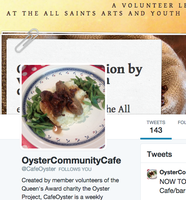 Cafe Oyster (Wednesday) - a long running community...