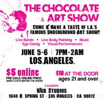 CHOCOLATE AND ART SHOW - LOS ANGELES - JUNE 5th - 6th,...