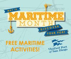 Maritime Month 2015 - Boat Tour #1