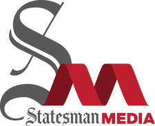 Statesman Media Presents logo
