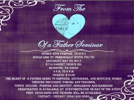 The Virtuous Women: From The Heart of a Father Seminar