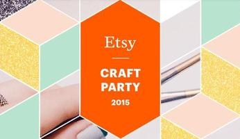 Etsy Craft Party 2015 - Leiden