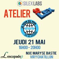 Atelier Silex à l'Escapade : Créez votre site internet...