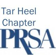 PRSA Tar Heel Chapter logo