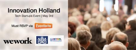 Holland- Israel Innovation Week Opening Event