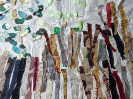 No Borders: Textiles/Collage - May 30th