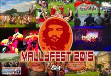 Mallyfest Committee logo