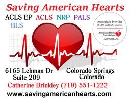 AHA ACLS Skills Session April 29, 2017 3 PM Colorado...